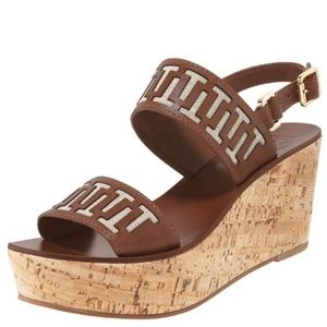 ac37fa929842 Women s Tory Burch Cork Sandals on Poshmark